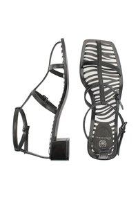 Ekonika - Sandals - black zebra - 4