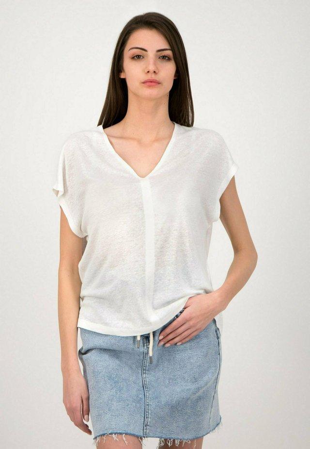 T-shirt basic - offwhite