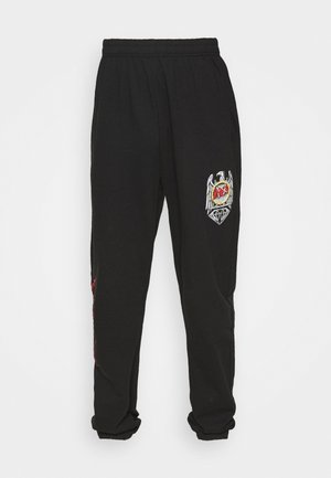 BRILLIANT SWEATPANTS - Tracksuit bottoms - black