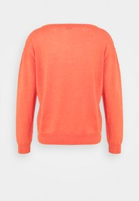 CLOSED - WOMENS  - Jumper - dusty coral - 1