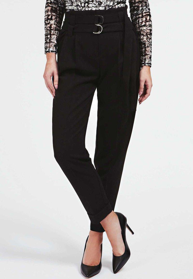 Guess - Trousers - noir