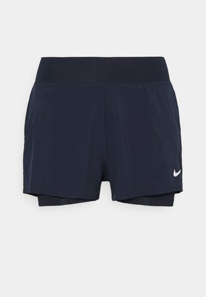 Pantaloncini sportivi - obsidian/white