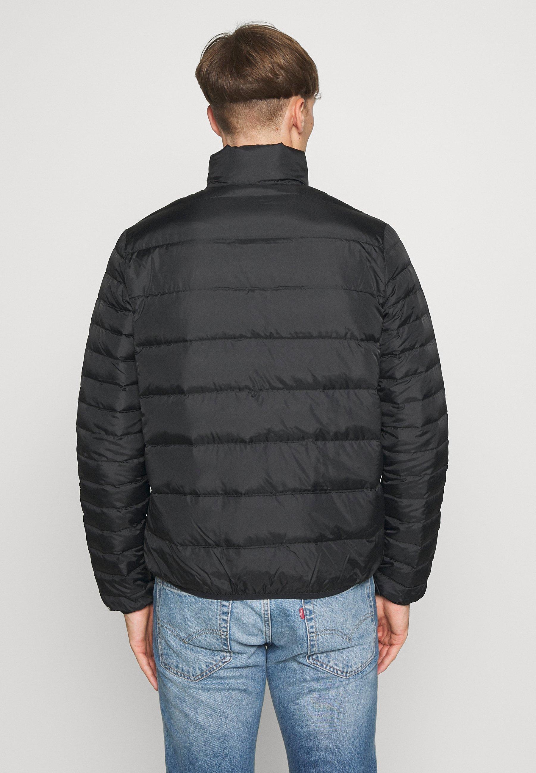 LIGHT JACKET Gewatteerde jas black