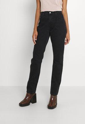 CHEEKY - Straight leg jeans - black