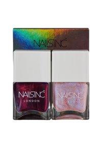 Nails Inc - TREND DUO - Set pour les ongles - 10741 nail porn - 2