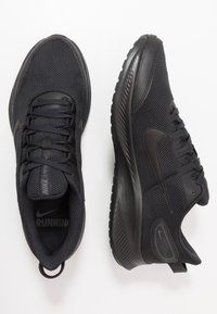 Nike Performance - RUNALLDAY 2 - Neutral running shoes - black/anthracite - 1