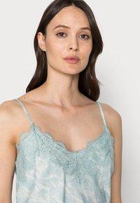 Rosemunde - Blouse - blue mint/ivory - 3
