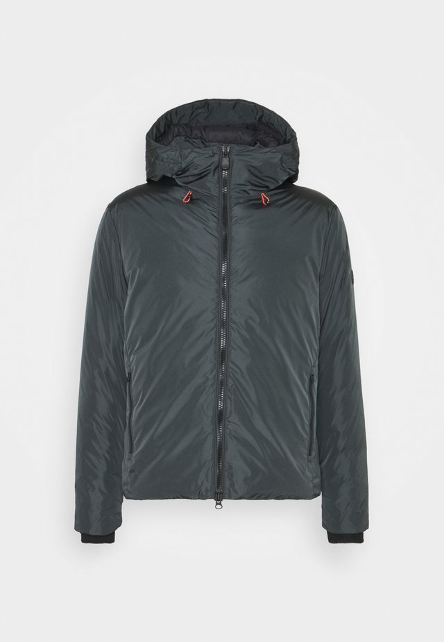 MEGAY - Winter jacket - green black