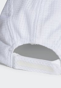adidas Performance - CLIMACOOL RUNNING CAP - Caps -  white/white reflective - 5