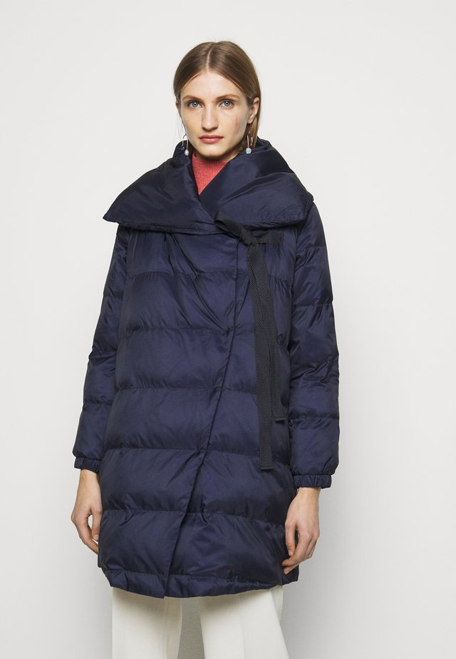 IVETTA - Winter coat - navy blue