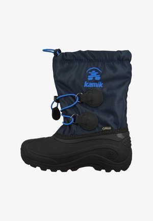 Winter boots - navy