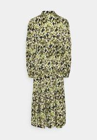 Never Fully Dressed - LEAF PANEL DRESS - Robe chemise - green - 6