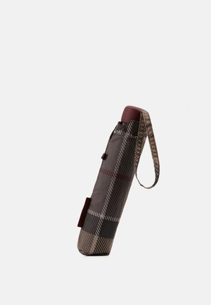 PORTREE UMBRELLA - Umbrella - dark brown