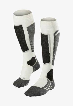 SK2 WOOL - Chaussettes de sport - beige