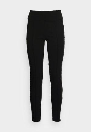 VIMARIKKA DETAIL LEGGINGS - Leggings - Trousers - black