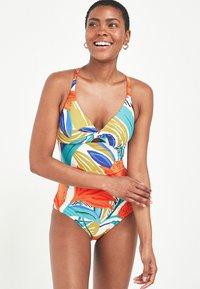 Next - SCULPT AND SHAPE - Swimsuit - multi-coloured - 0