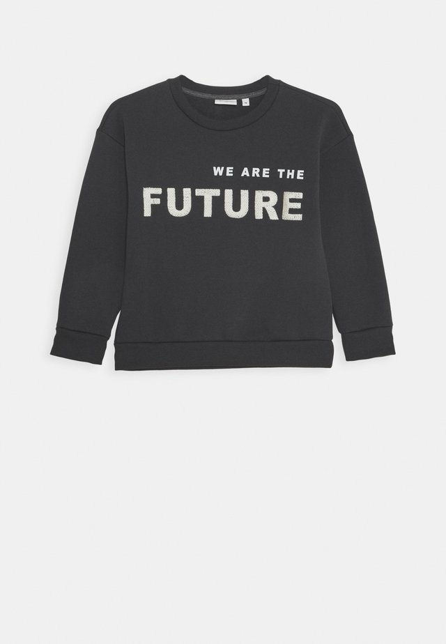 PURE KIDS UNISEX - Sweatshirt - seal grey