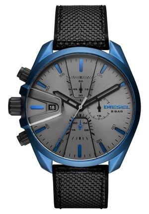 MS9 CHRONO - Chronograph watch - black,gray