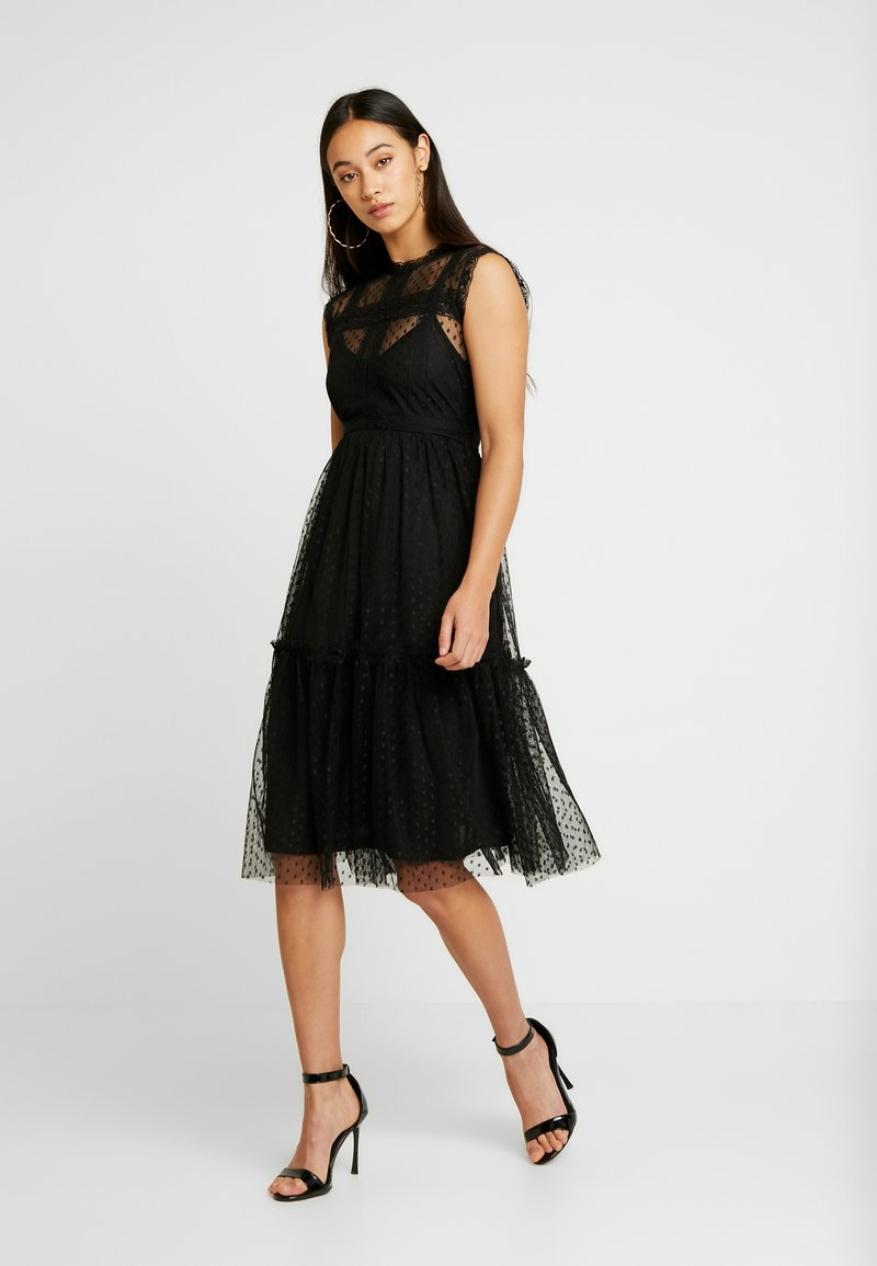 JDY - JDYLINE DRESS - Robe de soirée - black