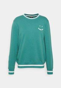 HAPPY UNISEX - Sweatshirt - turquoise
