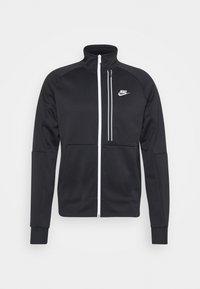 TRIBUTE - Training jacket - black/white