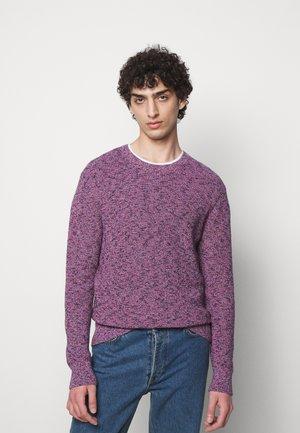FEEL GOOD CREW - Pullover - pink multi