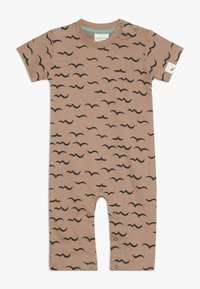 Turtledove - AIR AND SEA ROMPER BABY - Overal - brown - 0