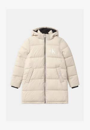 ESSENTIAL PUFFER - Winter coat - white