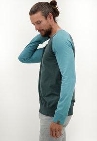 alife & kickin - SAMMYAK - Long sleeved top - emerald - 3
