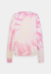 NEW girl ORDER - HEART TIE DYE - Sweatshirt - pink - 1
