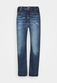 Diesel - D-REGGY - Relaxed fit jeans - indigo - 0