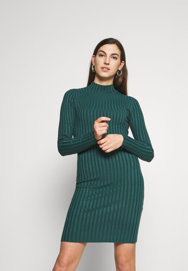 ELNORA - Jumper dress - atlantic deep
