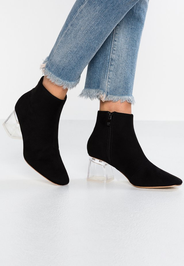 ELSIE - Ankle boot - black