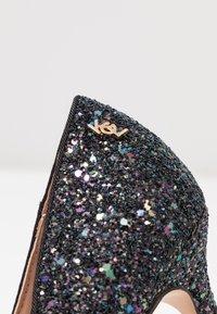 Kurt Geiger London - PENINA - High heels - dark glitter - 2