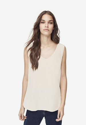 Blouse - light mother of pearl