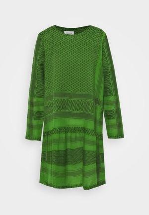 DRESS - Day dress - moss