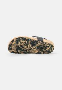 MAHONY - T-bar sandals - black - 4