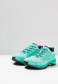 CMP - ZANIAH TRAIL SHOE - Chaussures de running - aquamint - 2