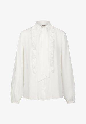 Button-down blouse - wolkengrau