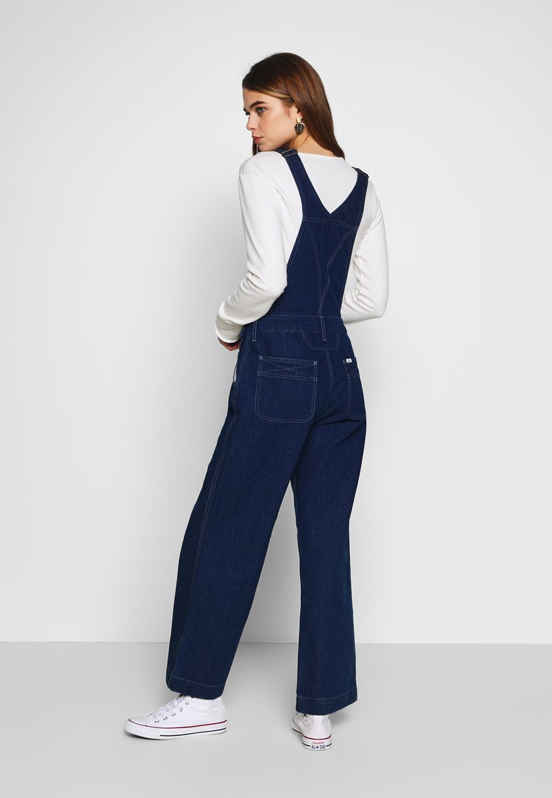 Lee Wide Bib Pantalones de Peto para Mujer