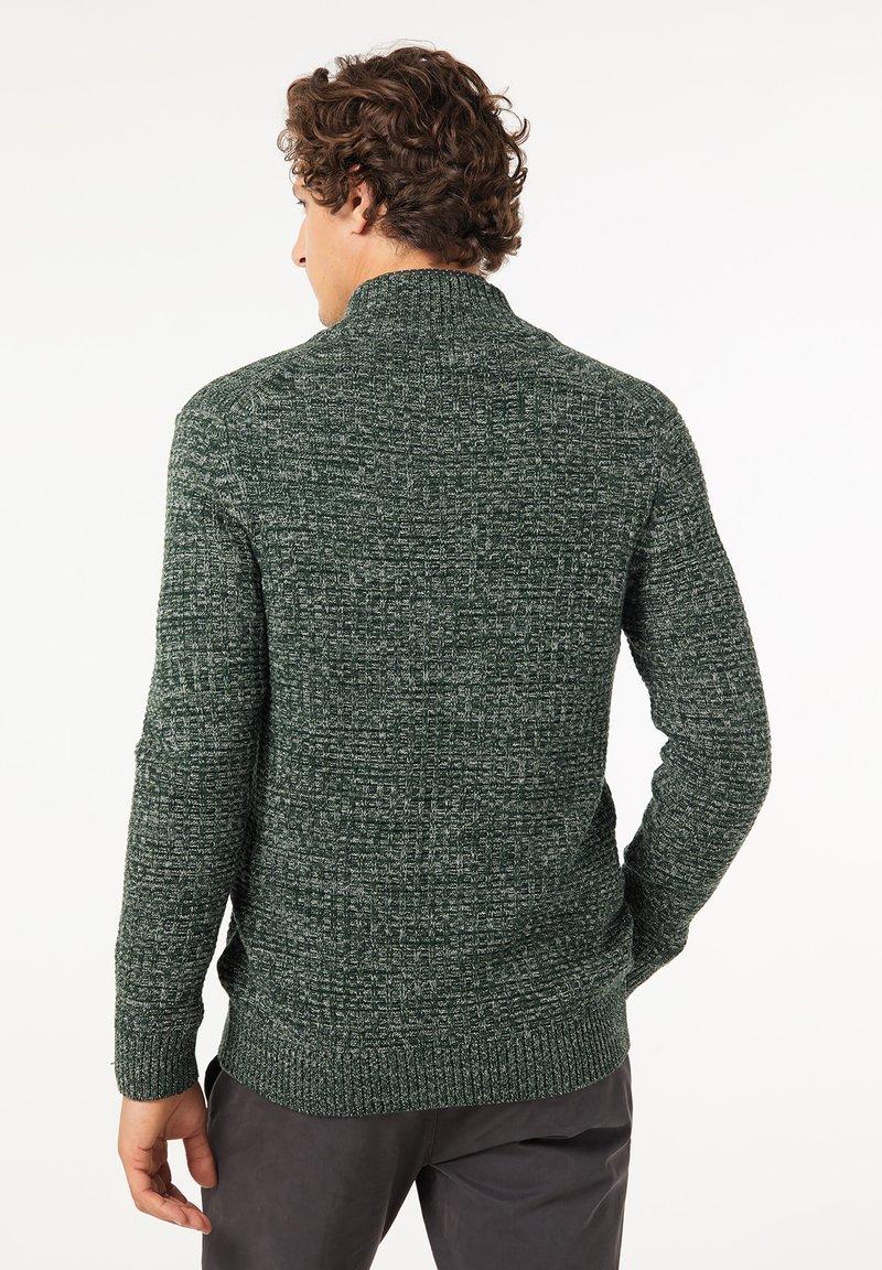 Pierre Cardin Strickjacke - grün P4OygG