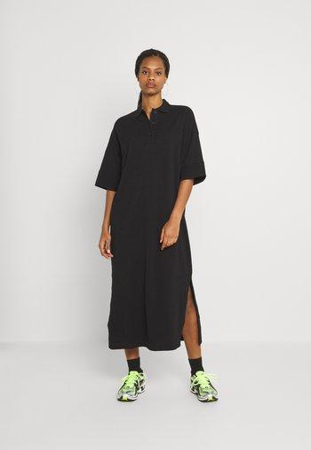 JONNA DRESS - Maxi dress - black