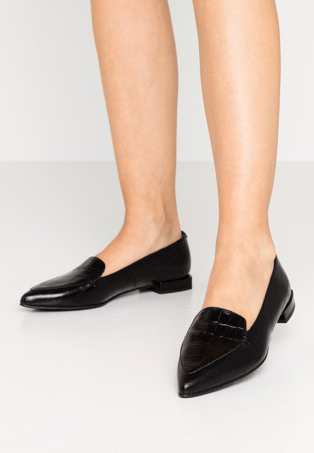 SUCCES  - Slippers - black
