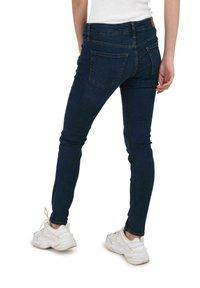 AÉROPOSTALE - Jeans Skinny Fit - darkdenim - 1