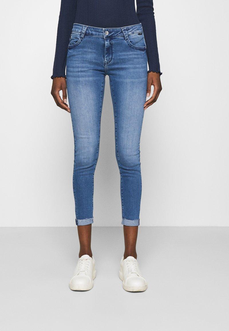 Mavi - LEXY - Skinny džíny - mid brushed glam