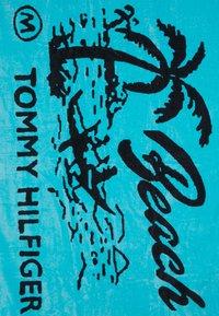 Tommy Hilfiger - BEACH CLUB TOWEL - Telo mare - blue - 1
