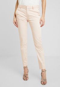Mos Mosh - ABBEY COLE PANT - Trousers - chintz rose - 0