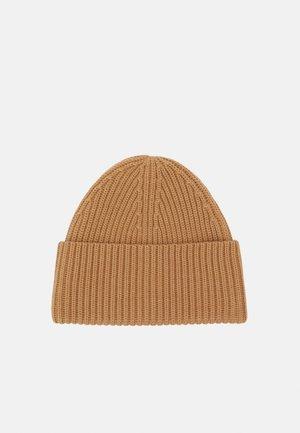 FISHERMAN HAT - Beanie - dark beige