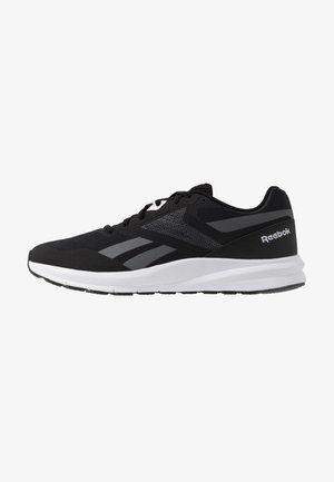 RUNNER 4.0 - Nøytrale løpesko - black/grey/white