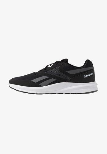 RUNNER 4.0 - Obuwie do biegania treningowe - black/grey/white